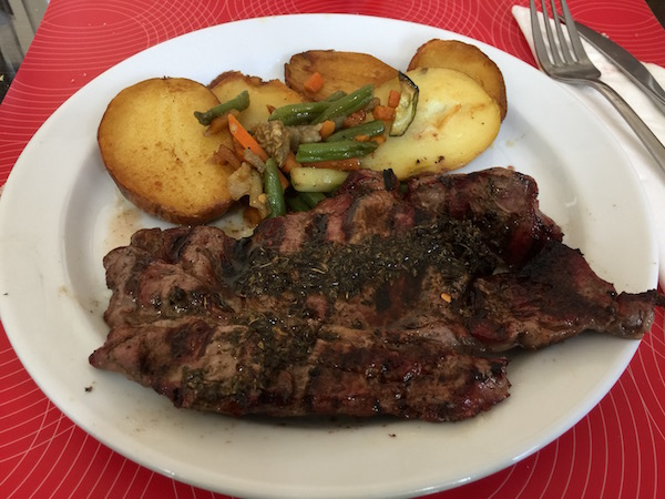 Churrasco Ternera