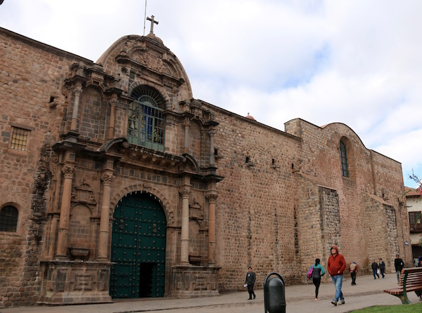 Basilica Menor de la Merced Cusco