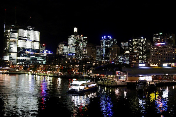 Vistas Darling Harbour-Andorreando por el Mundo