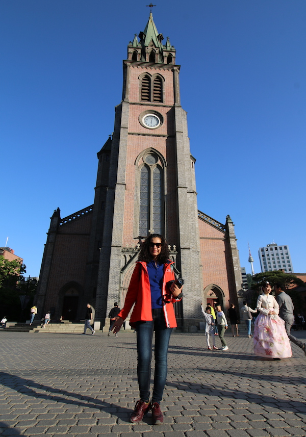 Catedral Myeong-dong
