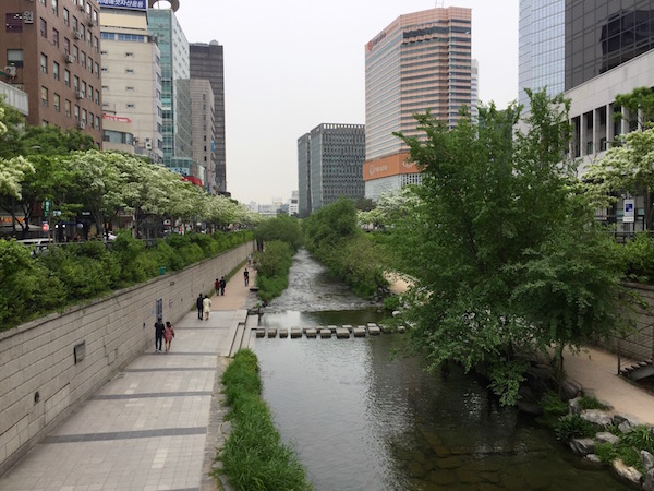 Arroyo Cheonggyecheon