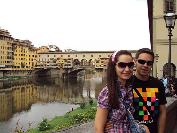 Andorreando Puente Vecchio