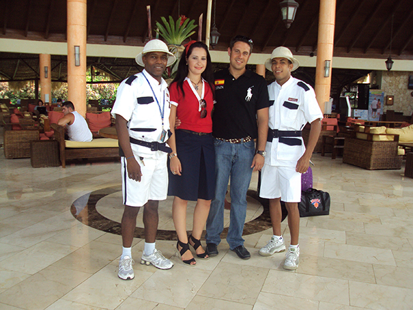 Dominicanos-Punta Cana