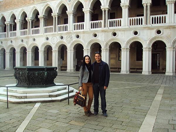 Andorreando Palacio Dulca.