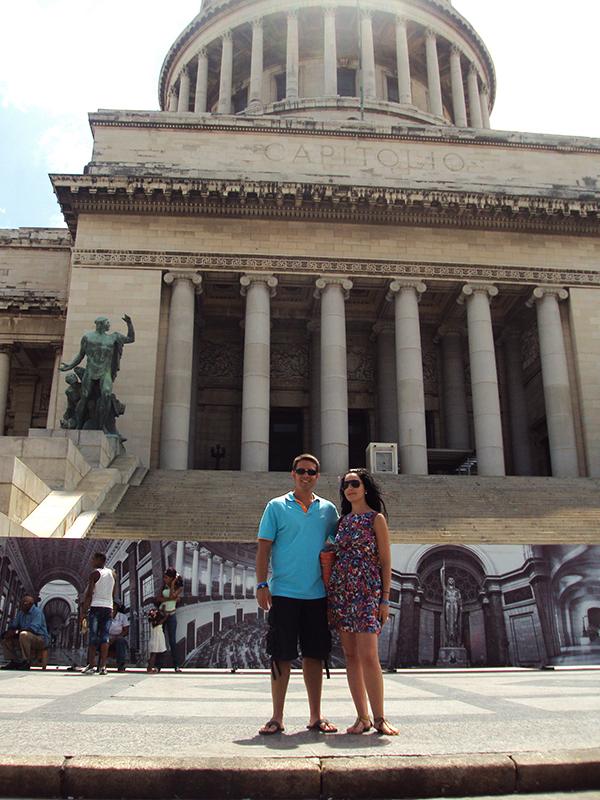 Capitolio Nacional Cuba