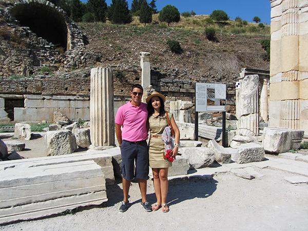 Andorreando por Templo Artemisa
