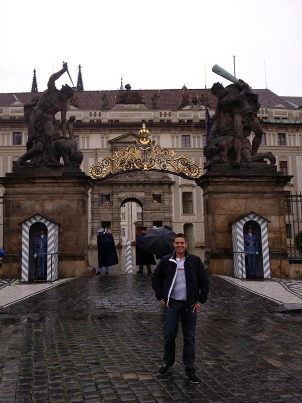 Andorreando Praga