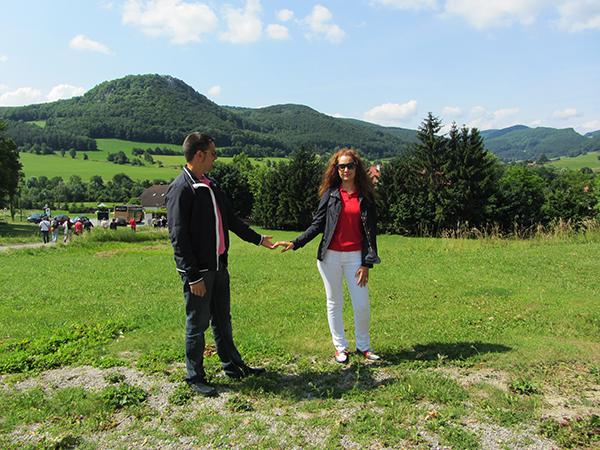 Paisaje Austria..