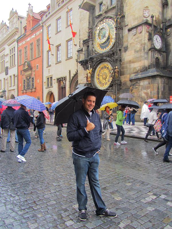 Reloj astronómico Praga.