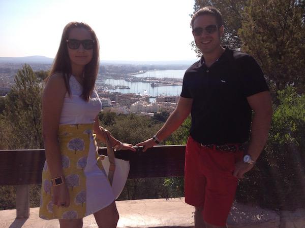 Vistas Palma de Mallorca