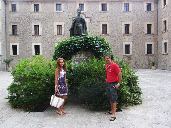 Monasterio Lluch