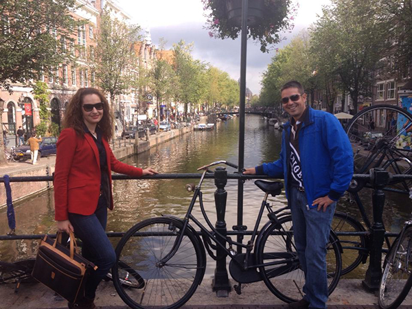Canales Amsterdam.