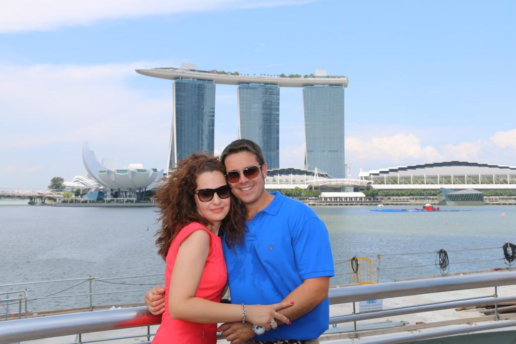 Marina Bay Sand Singapur