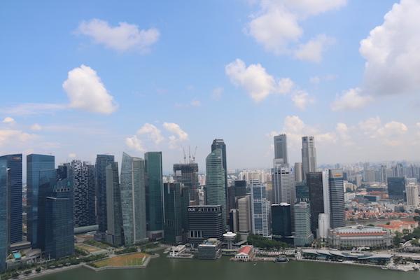 Vistas Singapur
