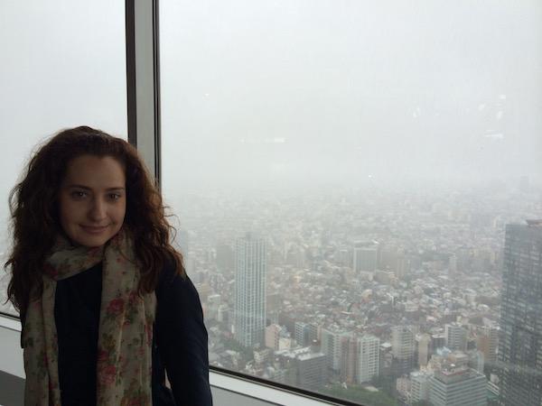 Vistas Tokyo