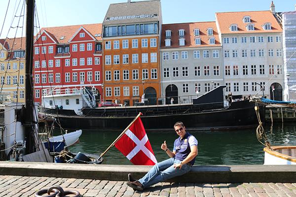 Andorreando Copenhague.