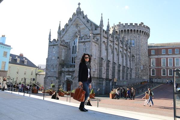 Castillo Dublín