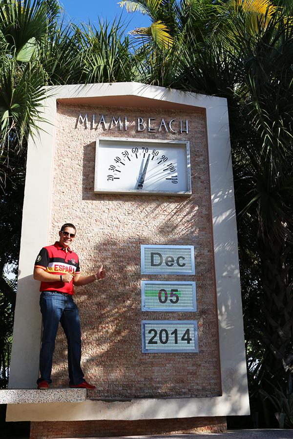 Ciudad Miami EE.UU