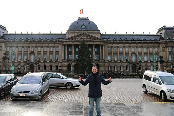 Palacio Real Bruselas