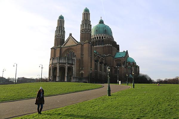 Basílica Sagrado Corazón Bruselas