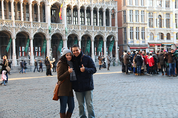 Grand Place Bruselas..