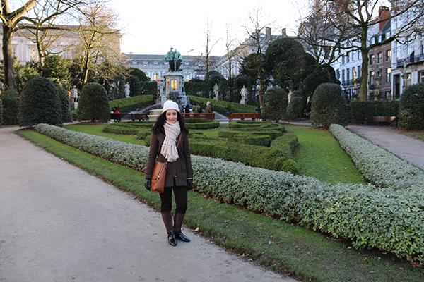 jardín de Petit