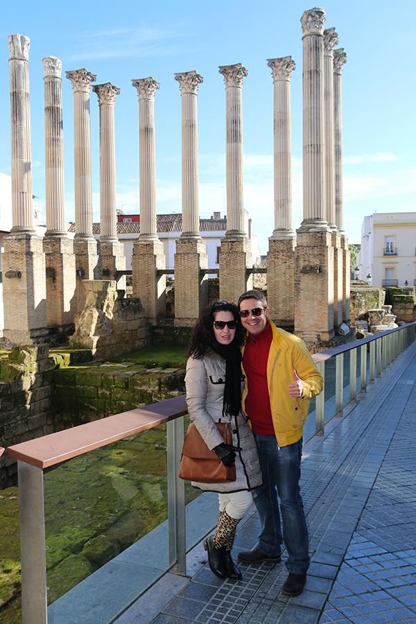 Templo Romano Córdoba.