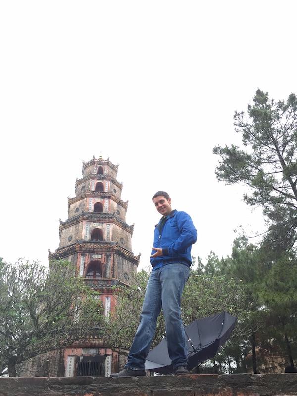Pagoda Thin Mu