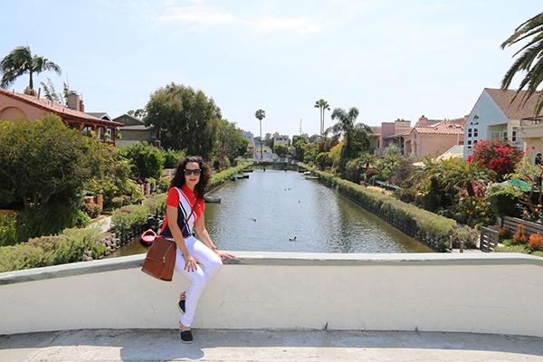 Canales Venecia America