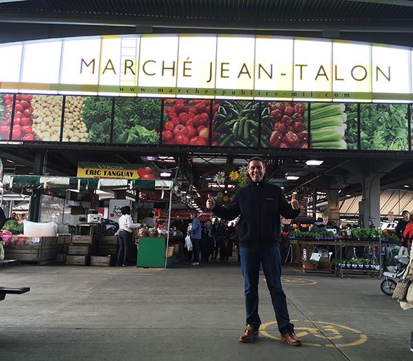 Marche Jean- Talon