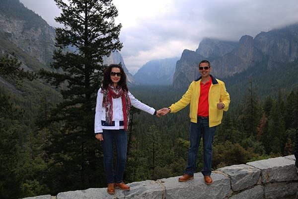 Parque Natural Yosemite