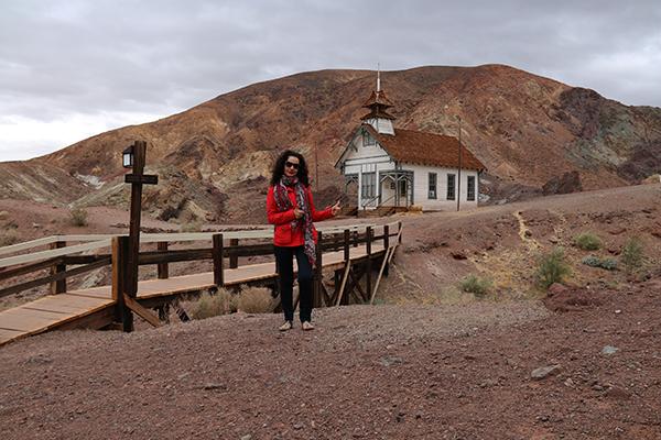 Pueblo Calico