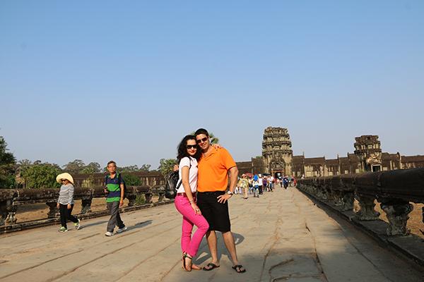 Templo Angkor Wat.