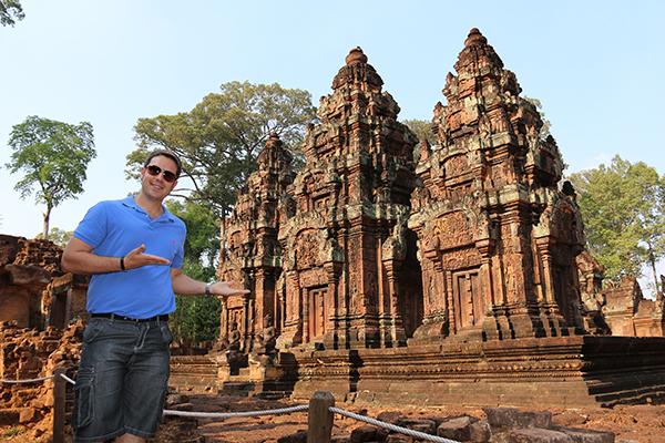 Templo Banteay Samre