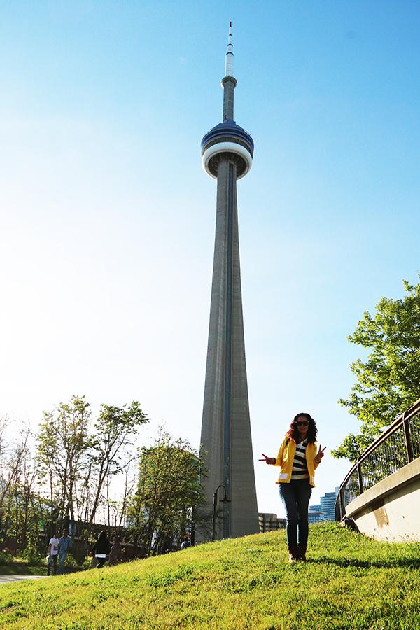 C.N Tower
