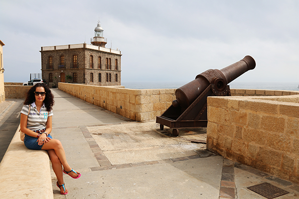Faro Melilla