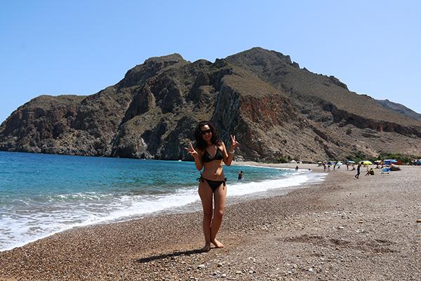 Playa de Bahía de Alhucemas