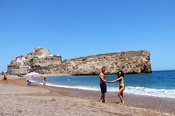 Playa de la Bahía de Alhucemas