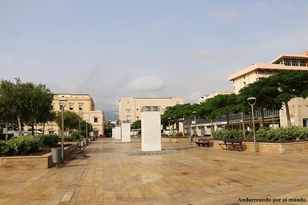Plaza Cuatro Culturas