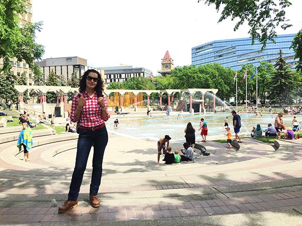 Plaza Olímpica