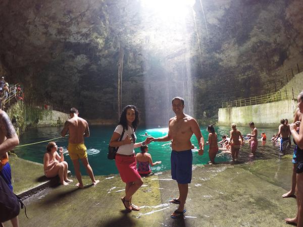 Andorreando Cenote