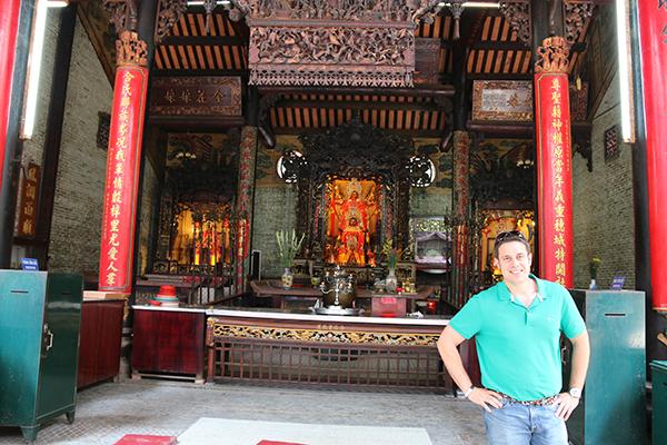 Pagoda Thien Hau.