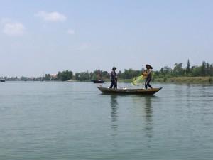 pescadores vietnamitas