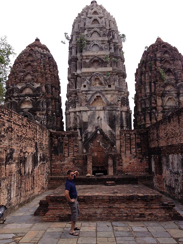 Templo Wat Si Sawai