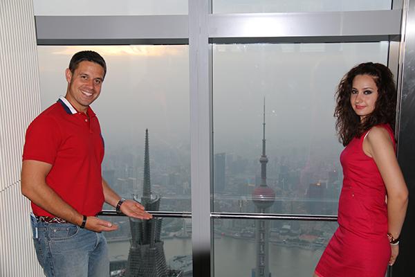 World Financial Shanghai