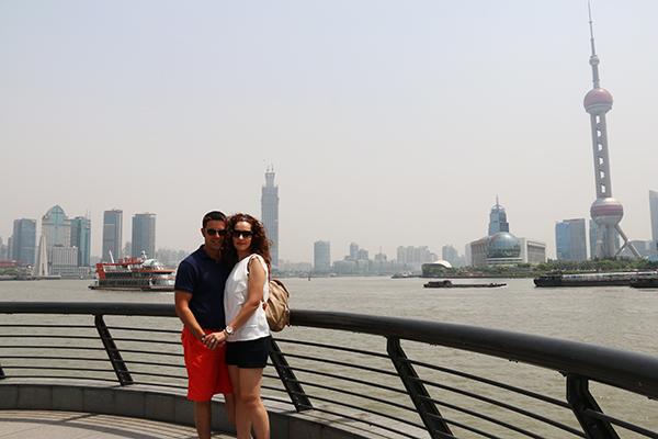 Ciudad Shanghai