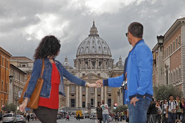 Basílica San Pedro.