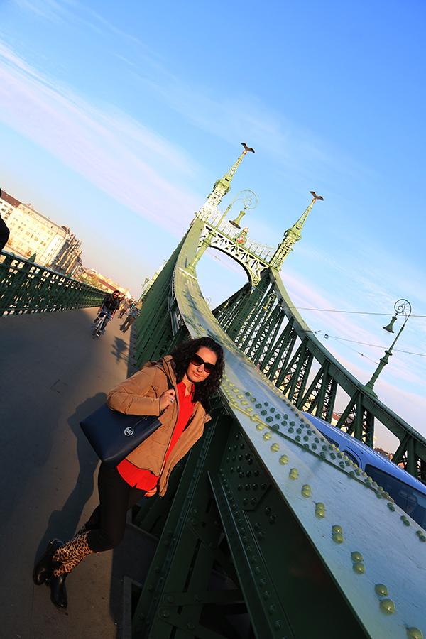 Puente Szabadság Híd,,