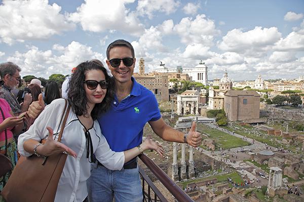 Vistas Foro Romano