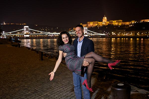 Ciudad Budapest.